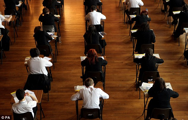 Pressure: It seems there's no end to the lengths students will go to to try and get the highest marks without putting the work in