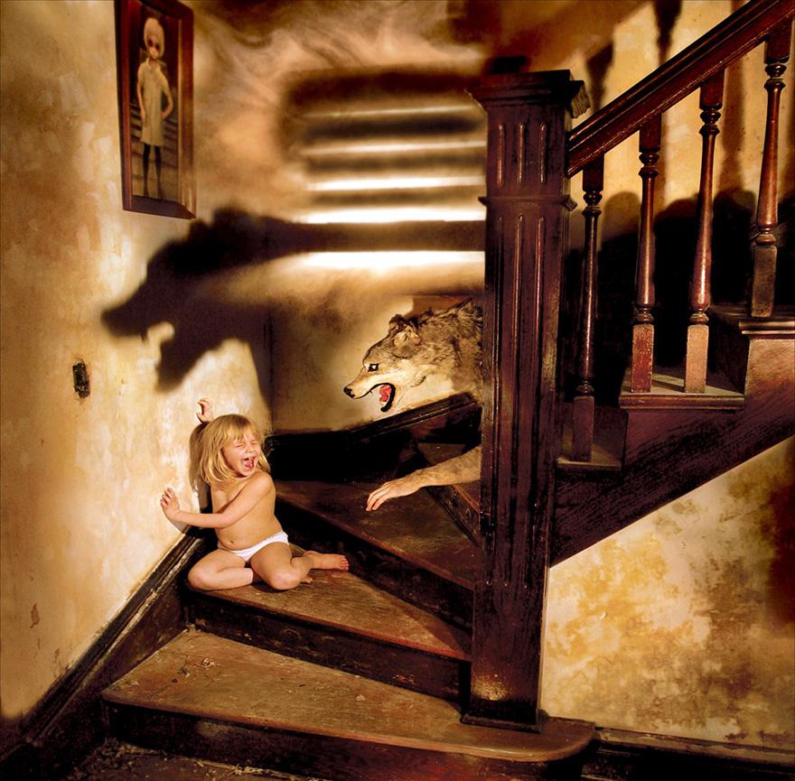 這個爸爸對孩子做的事情讓很多人看得都覺得可惡,但看完全部照片會讓你超愛!