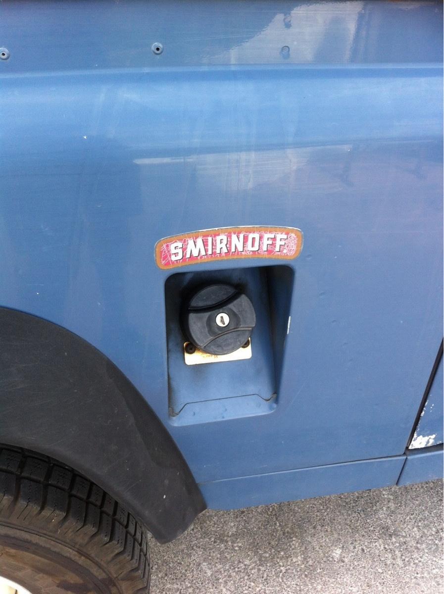 Their brand of gasoline.