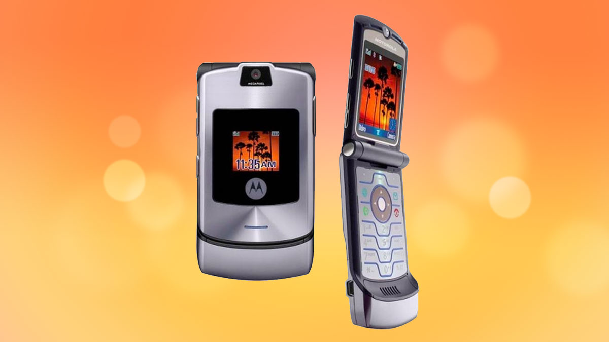 Motorola宣告「經典摺疊機將強勢回歸」,在6/9發表的Razr新機可能會改變智慧型手機的市場了!