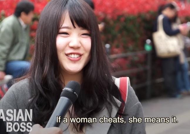 日本人對「出軌」的看法會不會太前衛了!?女生說這樣還不算出軌...