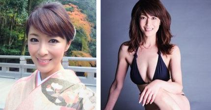 全日本最紅的「童顏美魔女」被邀請上節目檢測肌膚年齡,測驗結果一出爐大家下巴都掉下來了!