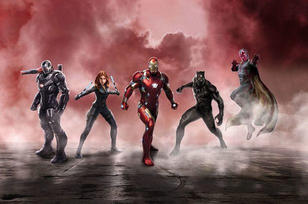 這就是《美國隊長3:英雄內戰》復仇者聯盟隊員各自選派的超勁爆內幕!緋紅女巫原來有點幼稚...(有雷)