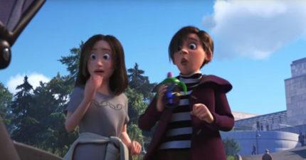 迪士尼這部最新動畫裡將會有他們動畫史中「第一對的女女同志戀人」喔!網友全都樂壞了!