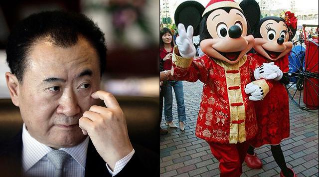 中國首富嗆聲「蓋中國風遊樂園超越上海迪士尼」,但遊客現場拍下的照片讓網友全笑到快斷氣了!