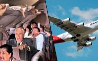 這班飛機竟然會因為一個超恐怖的「WiFi熱點的名字」造成一片混亂還誤點超過兩小時...