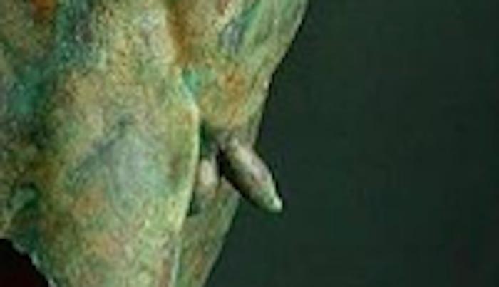 為什麼古雕像的GG都這麼「小巧可愛」?真正驚人原因會讓你知道不是因為石頭不夠用...