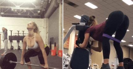 25個明顯到爆臉紅的原因為什麼「現在這麼多男生都愛跑健身房」。