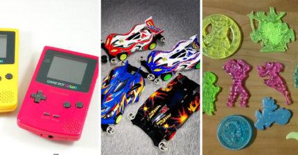 10個其實都比iPad和iPhone都好玩N倍的「風雲超人氣懷舊童年回憶玩具」!