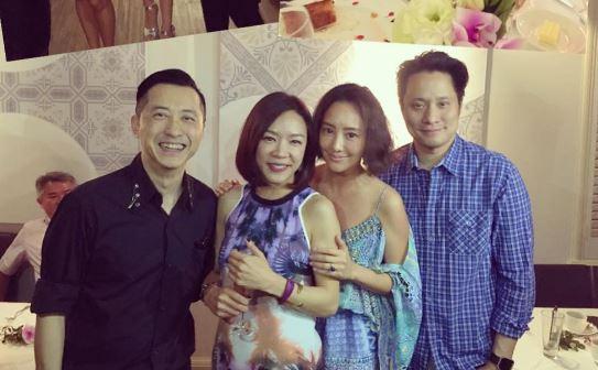庾澄慶求婚成功了!她真的很美!
