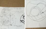 當我看到他的設計圖時只覺得他在亂畫,沒想到最後做出的完美家具成品讓我願意拿錢買回家啊!