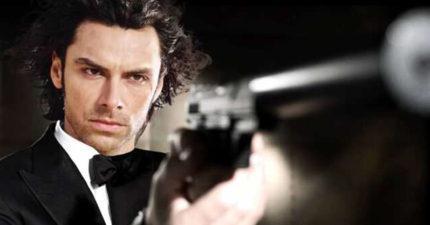 不是才剛剛宣布新的007是席歐詹姆斯?但有內線消息說他才是真正被選做007的接班人...有兩個007?!