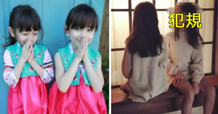 這對「全球最正雙胞胎」小時候是萌系美少女 長大後變成「男孩們的夢中情人」!
