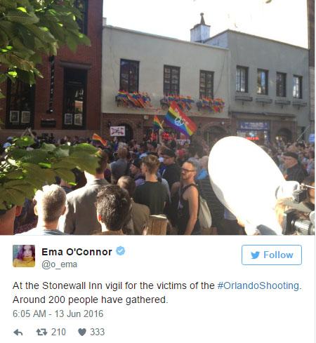 美國奧蘭多同志夜店「發生槍擊案造成50人死亡」,但最可怕的是兇手的可能動機...