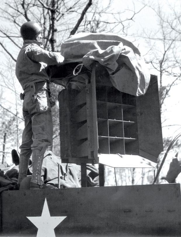 在二戰時有一個「鬼影部隊」德軍怎麼樣都找不到,等戰爭結束後他們才發現「一直在跟鬼魂作戰」!