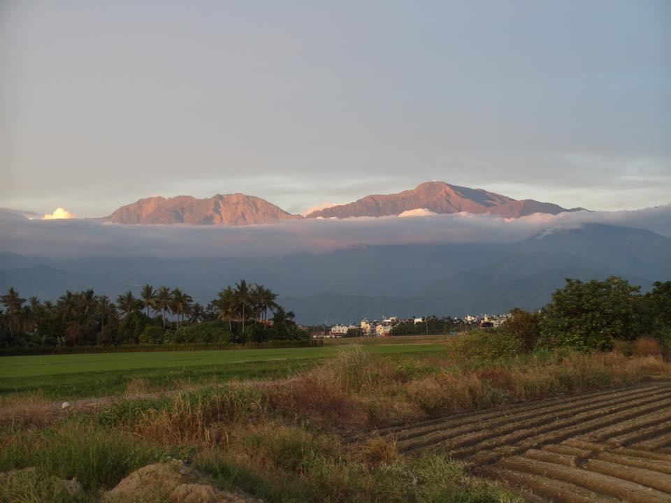 原來這像畫一樣的超美風景竟然就在台灣?!網友分享出了超美景點位置讓大家去拍照囉!