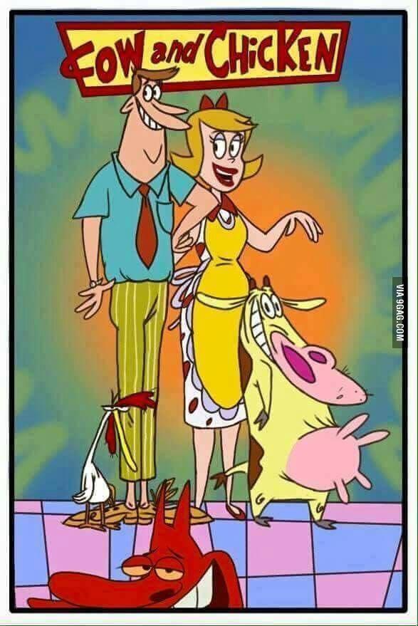 《雞與牛》爸媽「顏值超高真面目」終於曝光!但其實片中早就暗示過只是你都沒看出來!