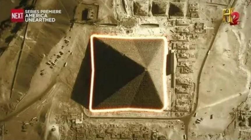 全世界都看錯了!專家發現金字塔根本「不只4面」 真相全在「俯瞰的角度」裡