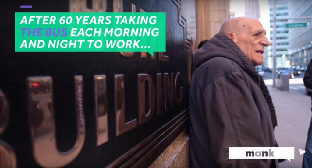 86歲即將退休的老人一如往常搭公車上班,上車卻發現所有人怪怪的...接著不可思議的事情發生了!
