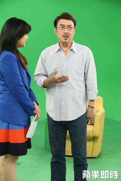 當藝人趙樹海在節目上被問到兒子趙又廷跟高圓圓時,他給了這超完美的四個字...