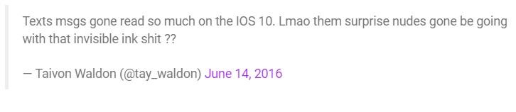 iPhone最新作業系統iOS10這項新增功能居然「不小心讓色訊升級了」!?完了以後變態只會越來越多...