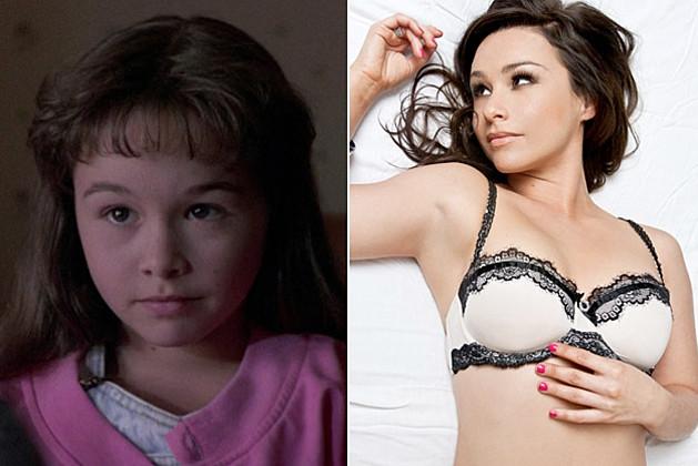 10個「恐怖片中曾把你嚇尿的小孩」現在模樣。《七夜怪談西洋篇》的女鬼也變太性感了吧!