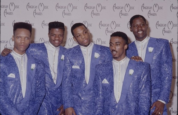 New Edition in 1989.