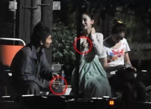 這就是Angelababy最不想讓老公看到的「黑歷史照片」,原來她在日本還有這樣一段過去!