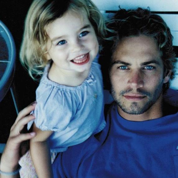 保羅沃克女兒根本是仙女!她用「最棒方式」想念爸爸讓粉絲忍不住落淚...