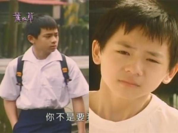 當年《薰衣草》電視劇中清秀雙胞胎童星已經長大,「26歲小鮮肉模樣」跟當年如出一轍!