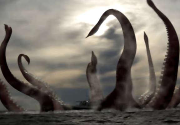 挪威海怪現身南極洲?谷歌地球中的「無法解釋畫面」會讓你不得不承認傳說神獸的存在!