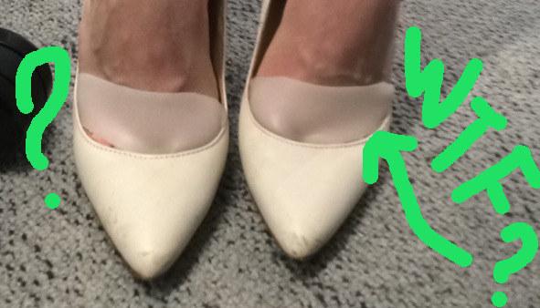 她試了4個網路上最流行的穿高跟鞋「無痛技巧」,沒想到最後奪得「無痛第一名」的竟然是...!