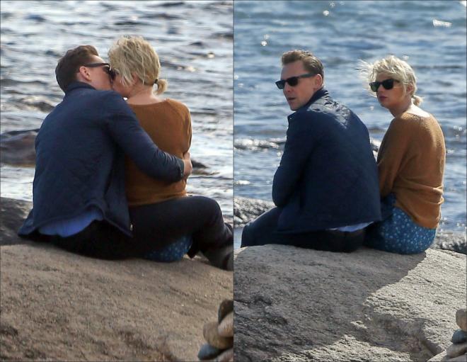 泰勒斯和湯姆希德斯頓的激吻照才剛震驚全球,現在又驚傳早在2年前就有人神預言「泰德戀」會發生!