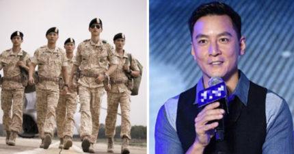 吳彥祖發表對韓國男星的超大膽看法,讓大量網友含淚吶喊「終於有人有勇氣說出所有人的心聲了!」
