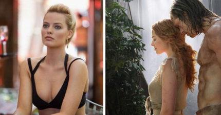 瑪格羅比拍攝《泰山傳奇》「拒絕減肥」,她騙製片說是因為當時女性一定不會這麼瘦,但其實真相太爆笑了!