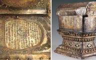 百年來最大發現!據說考古學家已經找到了釋迦牟尼佛祖的遺骸!黃金箱子打開裡面裝的是...