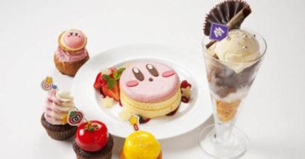 世界上第一家「卡比之星咖啡廳」8月將在日本開幕。餐點附的立牌已經讓我忍不住想集全套了!