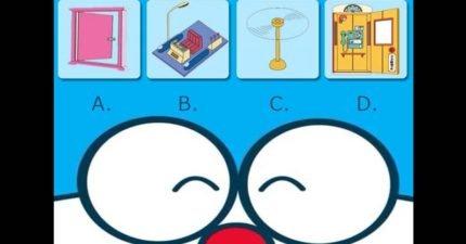 只要選出你「最想借的哆啦A夢道具」,我們就知道你談感情時的最大優缺點!