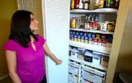 她的家被譽為「全美國最整齊的家」,看到她的衣櫃我才知道原來衣物還可以這樣整理!