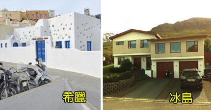 如果你有1千萬新台幣的話,這些就是你可以「在世界各地住到的房子」!台北也太悲哀了吧...(17張)