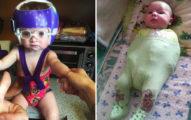 20張照片證明「為什麼媽媽絕不能放心讓爸爸一個人打扮小孩」!