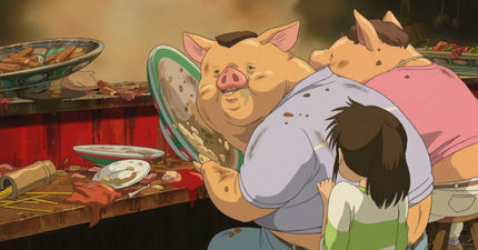 《神隱少女》千尋的爸媽為什麽會變豬?吉卜力曝「超意外答案」粉絲驚:誤會大了