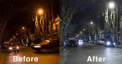 LED燈很亮而且省錢,但這就是它對你的「無法挽救」傷害。