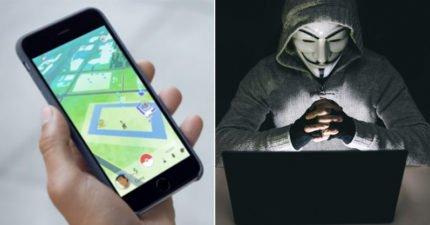 很多人都載到「駭客改過的《Pokemon Go》版本」大洩個資,但只要簡單3個步驟就知道你的是不是被駭版本!