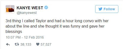 泰勒絲宣稱肯伊威斯特沒有她同意就把她寫進歌詞,但剛發布的影片讓全世界驚覺「泰勒絲真是個不擇手段的騙子」!
