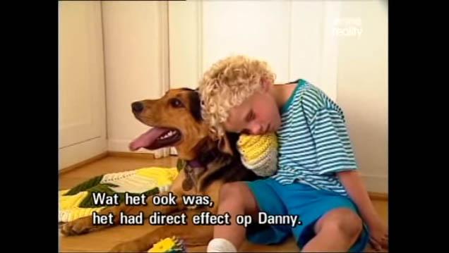 她不明白為何家裡的狗老是消失,直到發現「狗狗每天去的地方」後就忍不住感動到爆哭了!