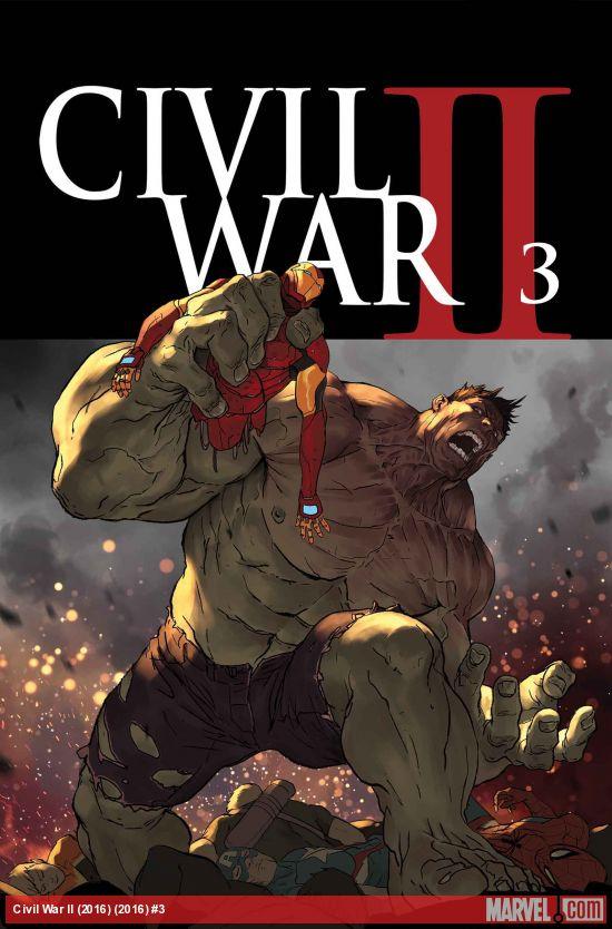 在最新一期的漫威漫畫《英雄內戰II》中,一名主角確認被「鷹眼」射死,震驚了所有粉絲...