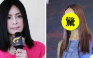 47歲瓊瑤御用歌手高勝美號稱「凍齡氣質美魔女」,但日前她被發現「臉部大變」讓網友直呼根本是不同人!