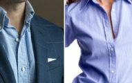為什麼男生跟女生衣服上的扣子會在不同邊?原來都是因為「錢」!