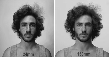原來相機才是讓我們看起來胖的元兇!如果想要看起來瘦的話用這種鏡頭!